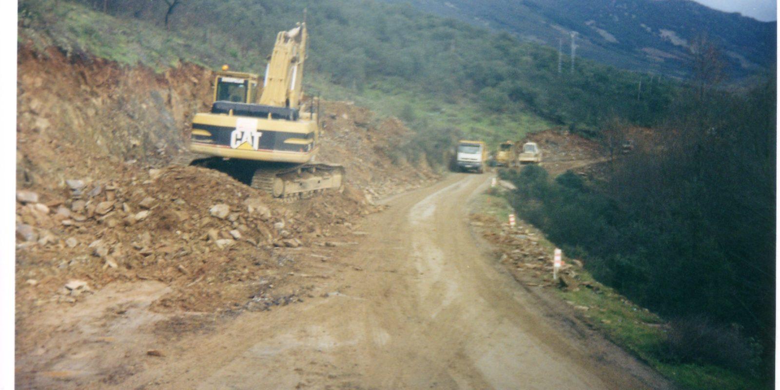Acondicionamiento C.V. de Retamosa-Navezuelas. (subcontratada a Corsan-Corviam)