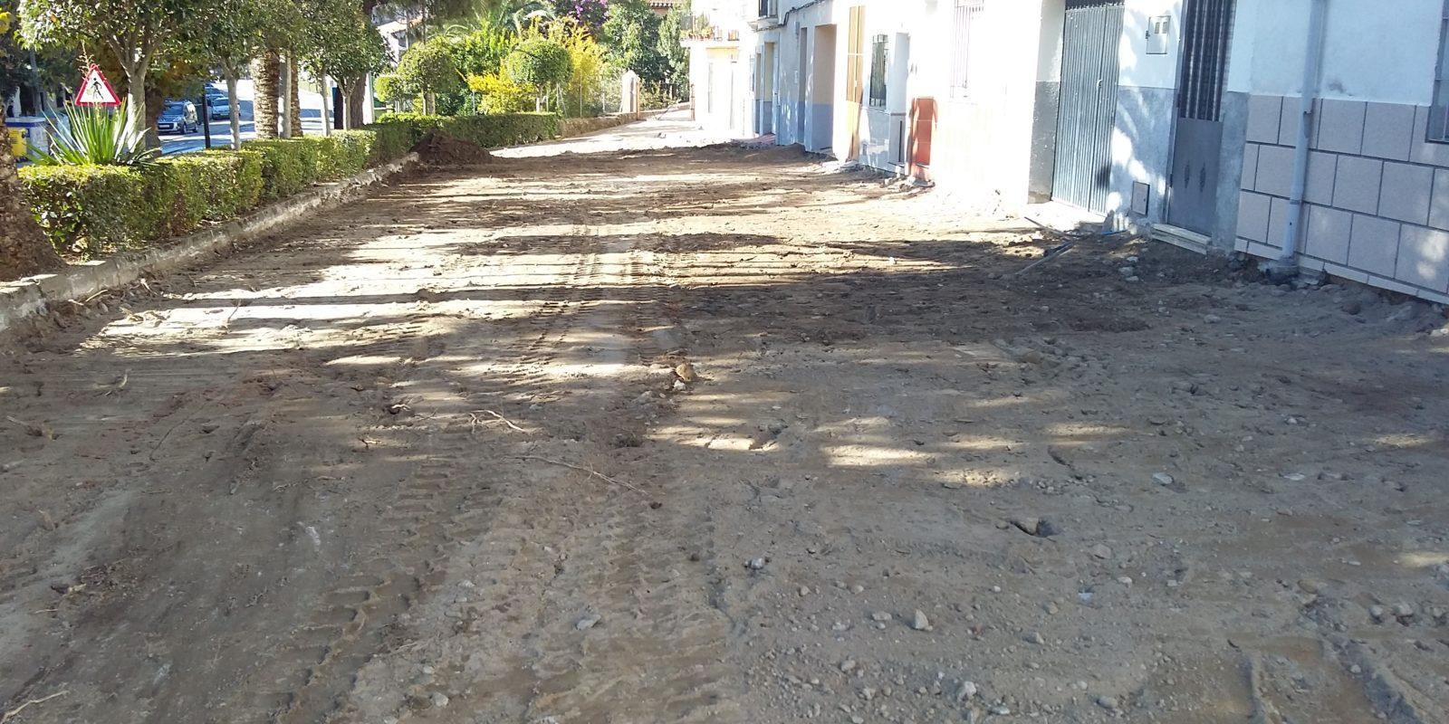 Pavimentaciones Torremenga Calle La Fuente